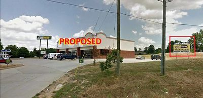 PROPOSED Ft. Branch Multi-tenant Building II/#3311